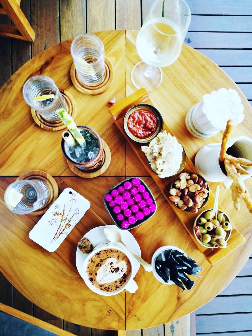 drinks at bulgari resort.jpg