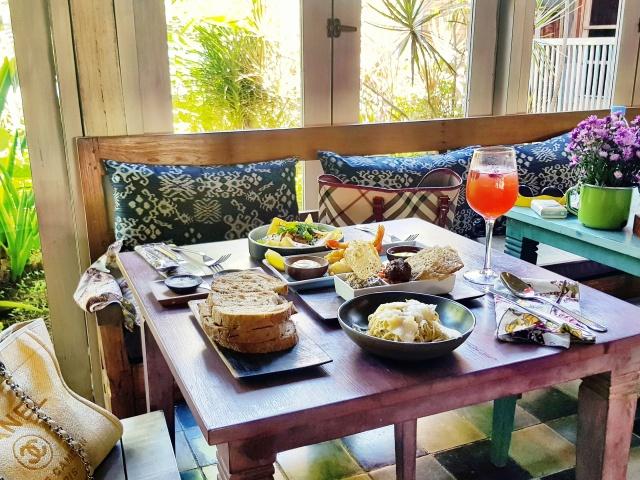 Balique lunch